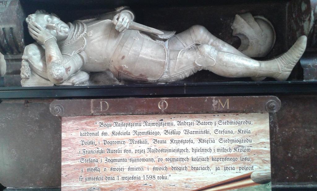 Nagrobek-Andrzeja-Batorego-1598-Barczewo-